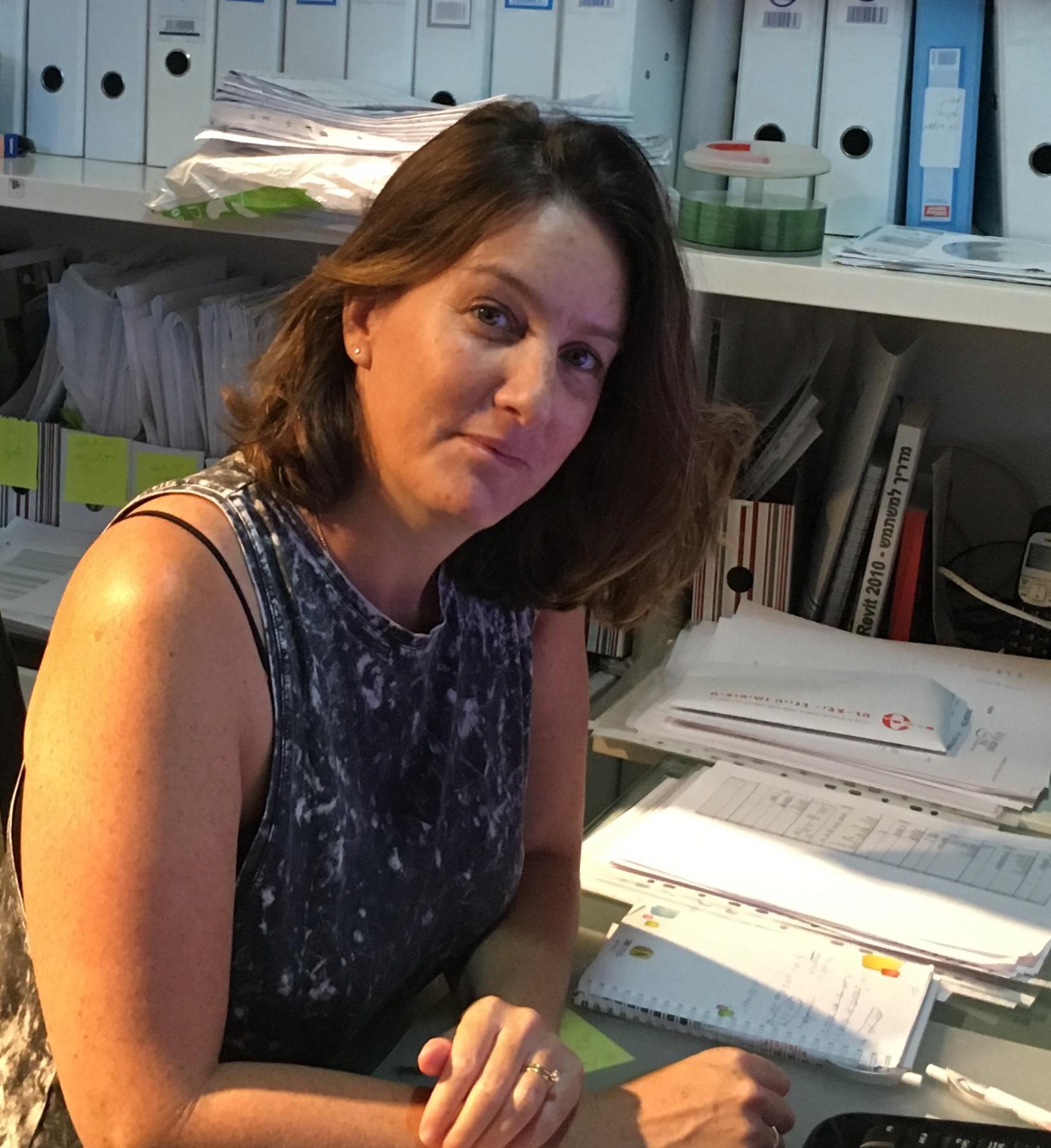 Architect Gabriella Barr-Sofer